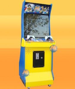 Máquina de juegos xbox
