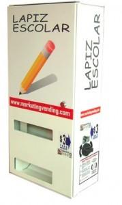 Máquinas Expendedoras de Lápices